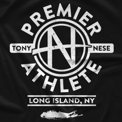 Long Island Black T-shirt