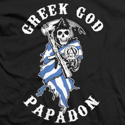 SOA Greek Flag