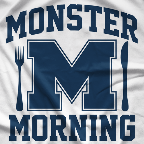 Monster Morning - Nakanishi T-shirt