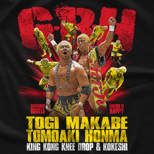 Makabe & Honma T-shirt