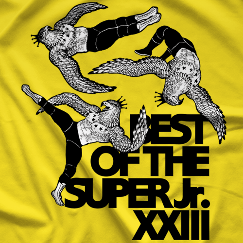 2016 Best Of The Super Jr. T-shirt