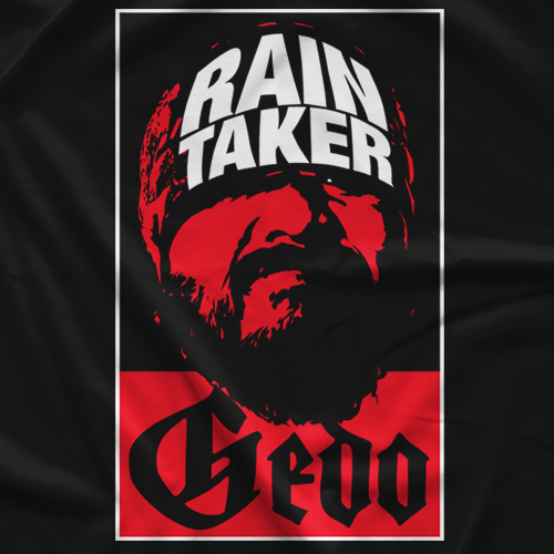 New Japan Pro Wrestling Gedo T-shirt