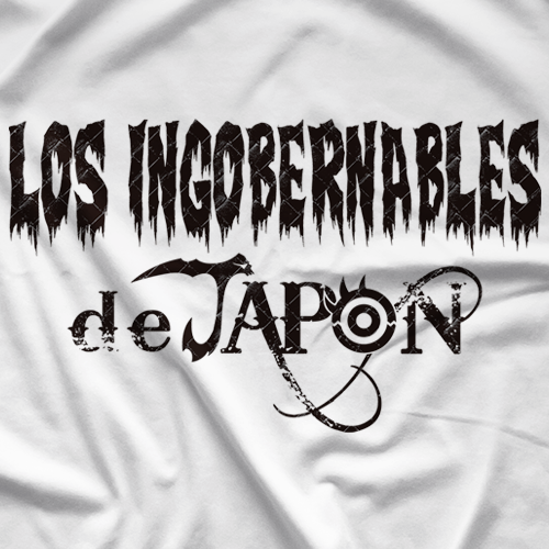 Los Ingobernables White T-shirt