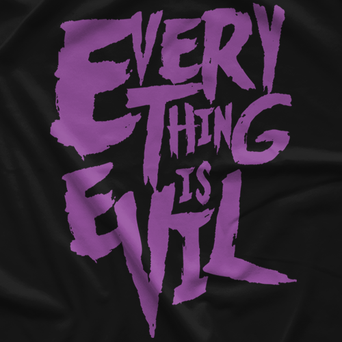 Evil 2nd T-shirt