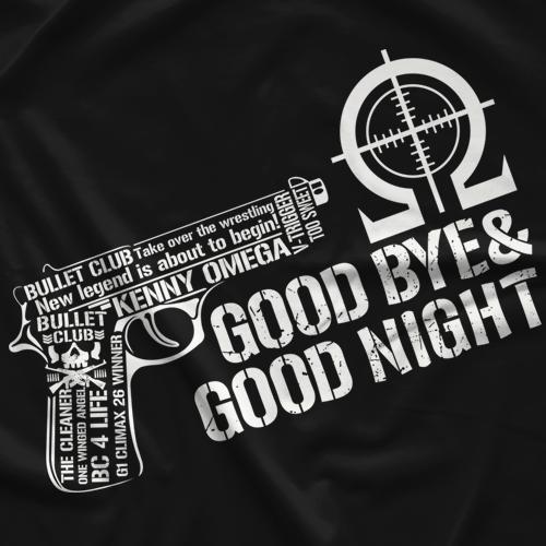 Kenny Omega Bullet Club