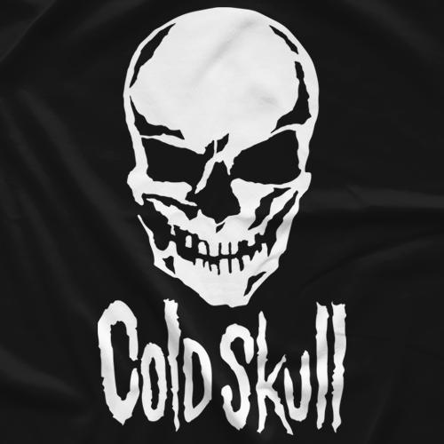 Cold Skull Sanada T-shirt
