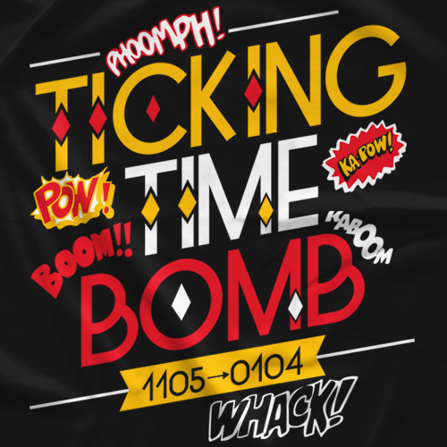 Ticking Time Bomb Takahashi