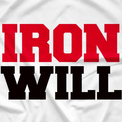 Iron Will - Hiroobu Tanahashi