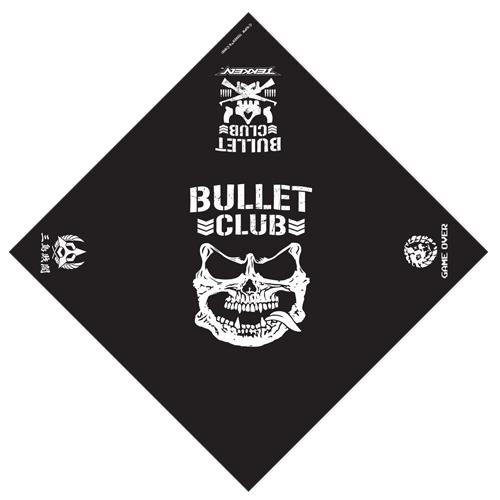 Bullet Club x Tekken Bandana