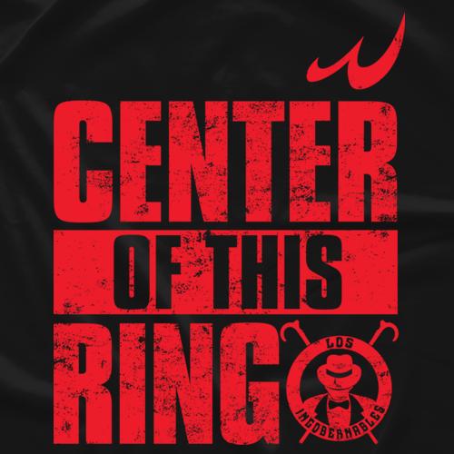 Center Of This Ring - Tetsuya Naito