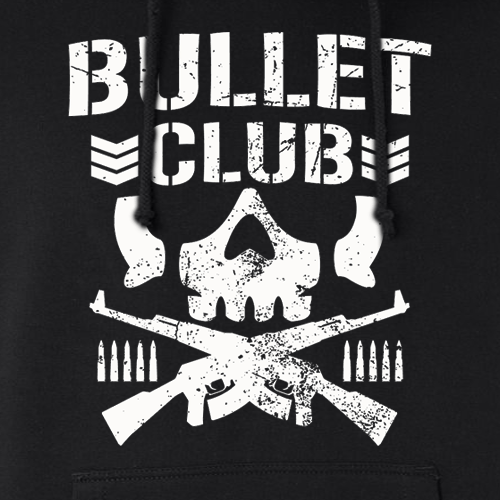 Bullet Club Pullover Hoodie