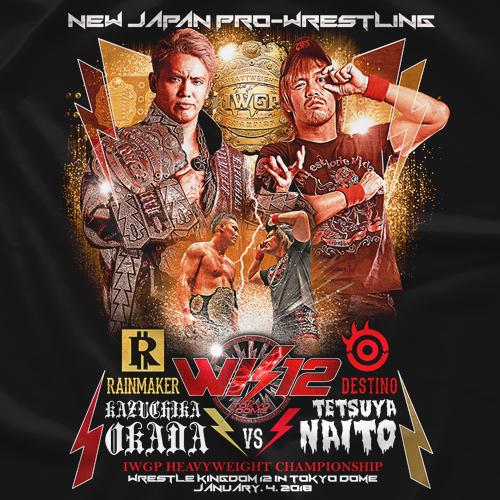Okada/Naito WK12