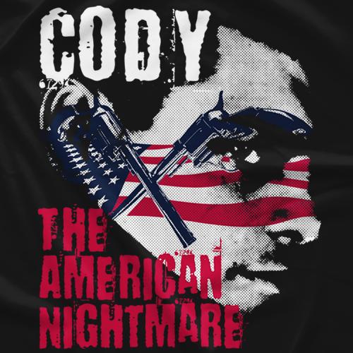 Bullet Club Revolver - Cody