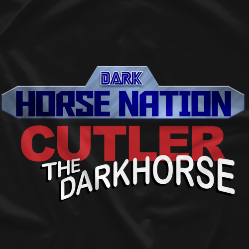 Cutler The Dark Horse