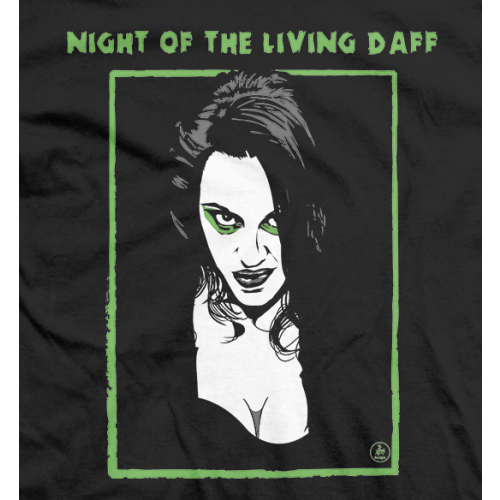 Night of the Living Daff T-shirt