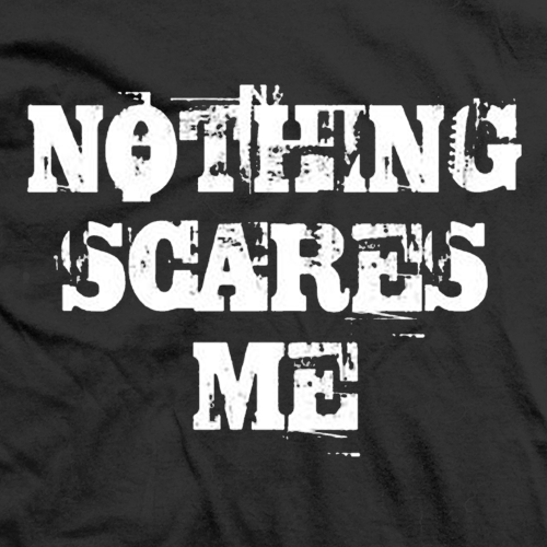 Nothing Scares Me 2