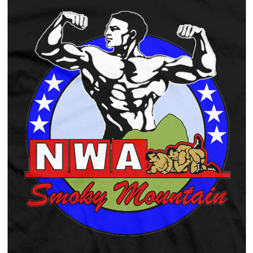 NWA Smoky Mountain Logo