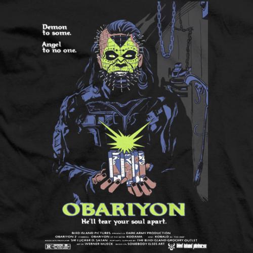 Obariyon Hellraiser