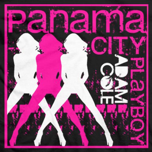 Adam Cole Panama City Playboy T-shirt