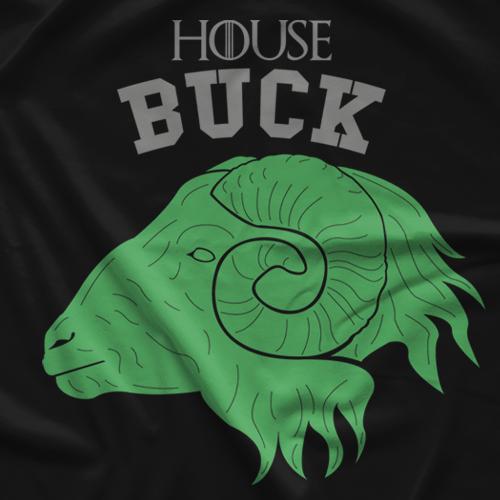 Pat Buck House Buck T-shirt