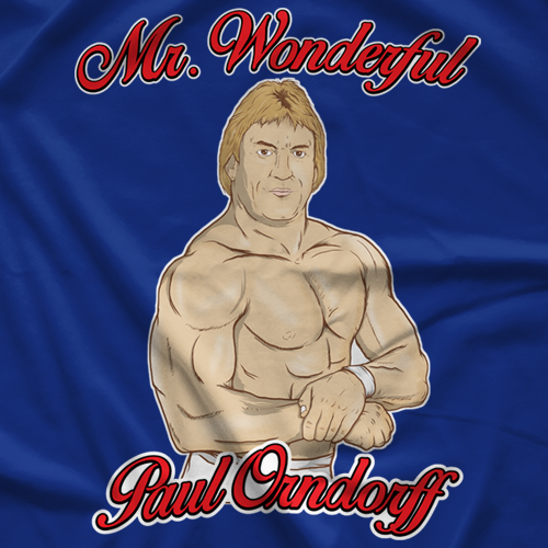 Paul Orndorff T-shirt