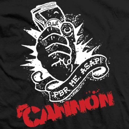 Arik Cannon PBR ME ASAP! T-shirt