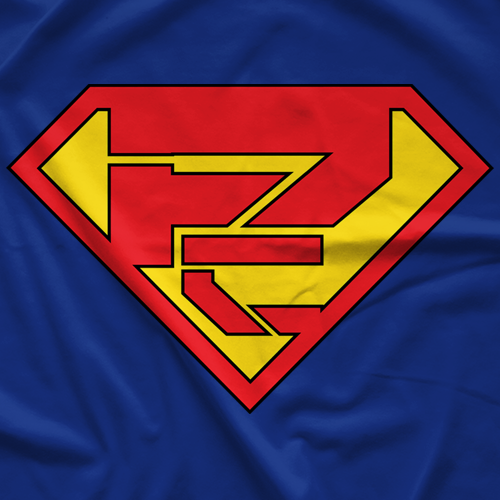 Pete Corvus Superman T-shirt