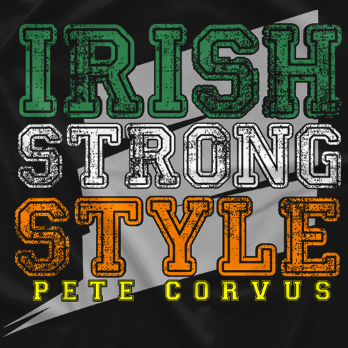Irish Strong Style