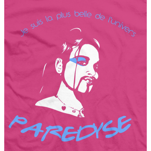 Paredyse pink face
