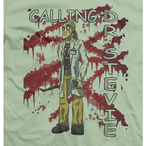 Calling Dr Stevie T-shirt