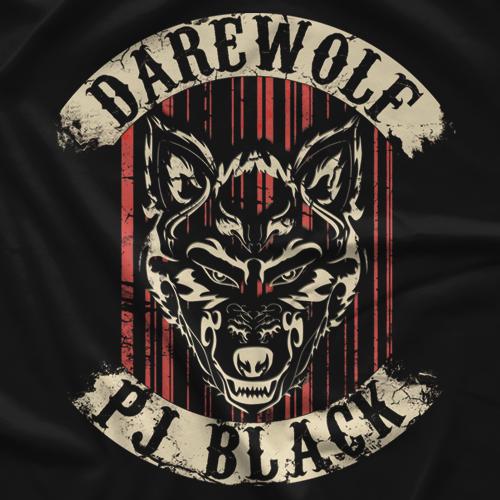 PJ Black Darewolf T-shirt
