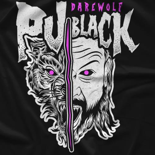 PJ Black Face T-shirt