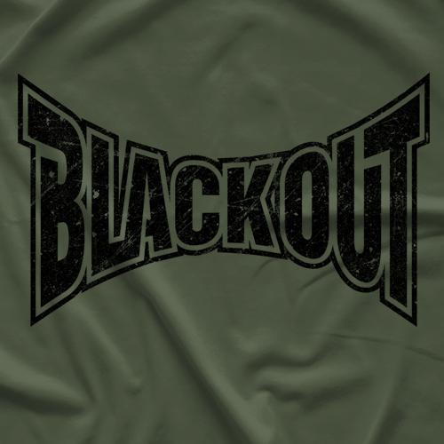 PJ Black Justin Gabriel Blackout T-shirt