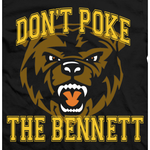 Don't Poke The Bennett