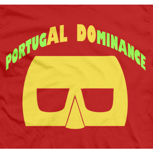 PortugAL DOminance T-shirt