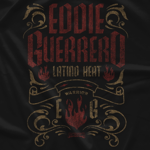 Powerbomb Guerrero Means Warrior T-shirt