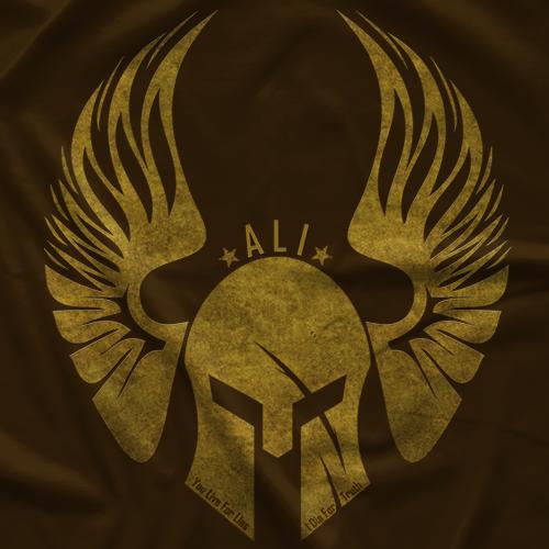 Prince Mustafa Ali Battle-Tested T-shirt