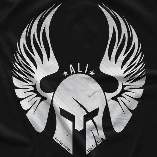 Prince Mustafa Ali Battle-Tested (Black Edition) T-shirt