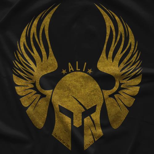 Battle-Tested (Black & Gold) T-shirt