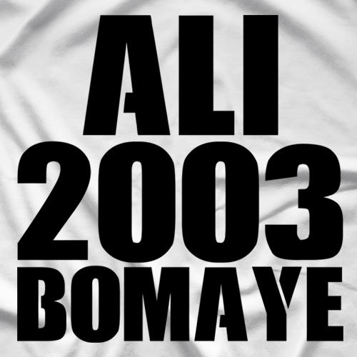 Ali Est. 2003 (White Edition)