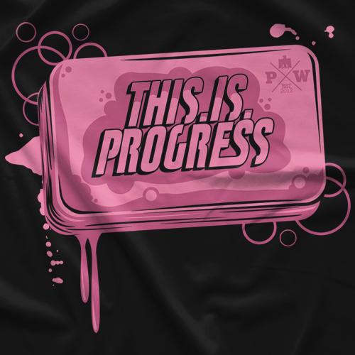 PROGRESS Wrestling Soap T-Shirt