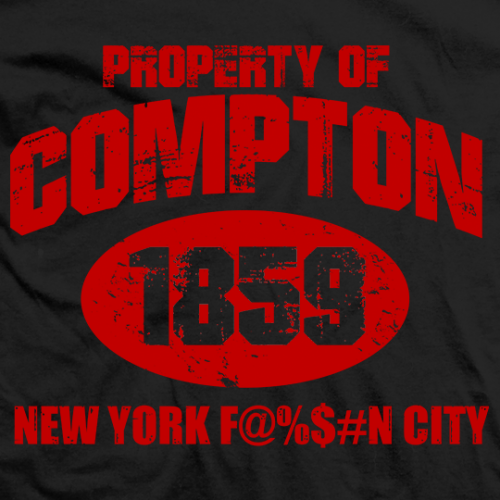 Property of Compton T-shirt