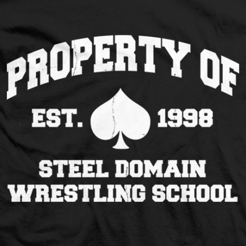Property of Steel Domain