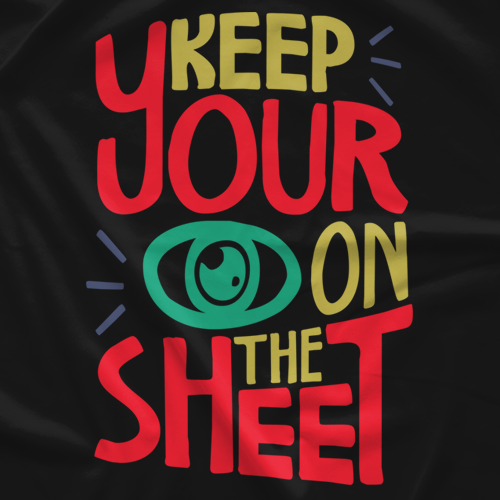 Eye on The Sheet
