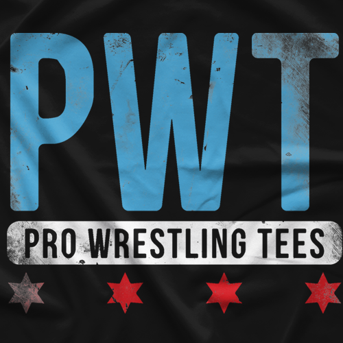 Pro Wrestling Tees PWT Superstar T-shirt