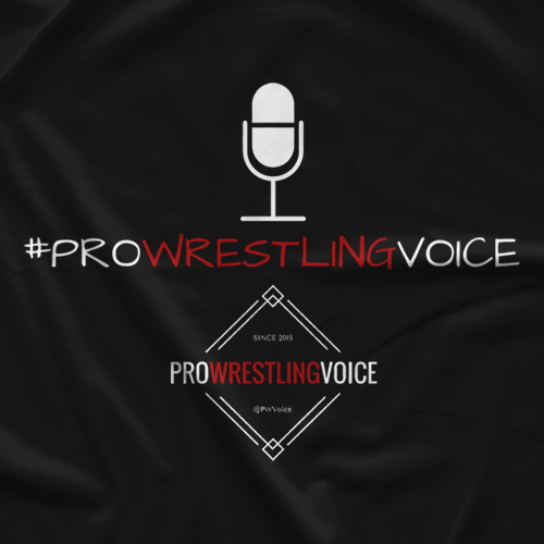 Pro Wrestling Voice T-shirt