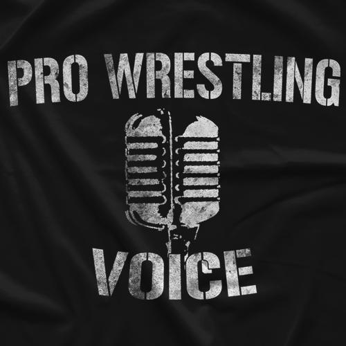 Pro Wrestling Voice PWV2 T-shirt