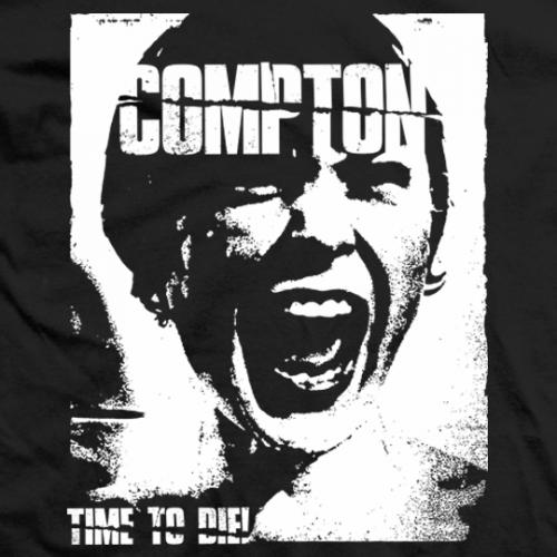 Cliff Compton Psycho T-shirt