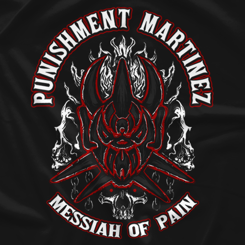 Messiah of Pain