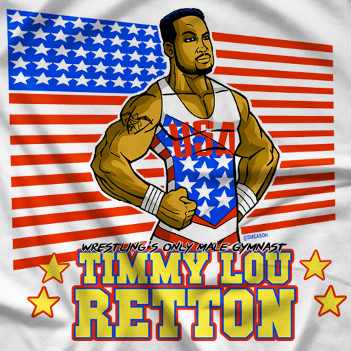Timmy Lou Retton